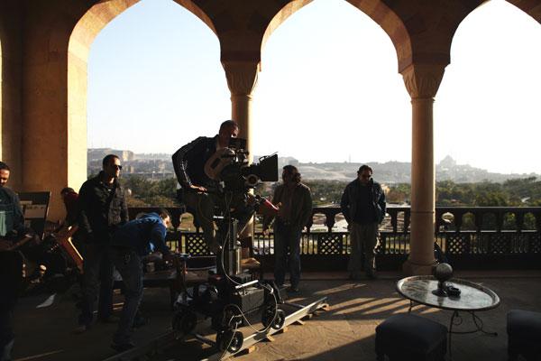 Azhar Park Citadel Shoot